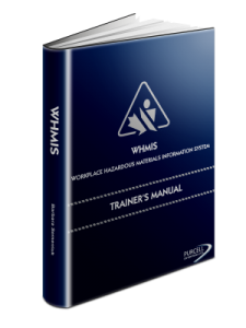Cover - Whmis Trainers Manual