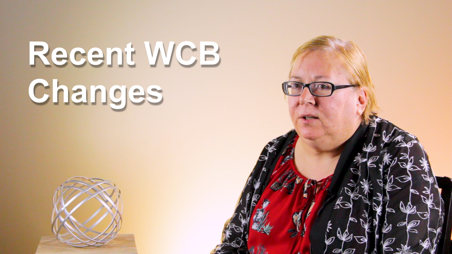 Barbara Semeniuk on 2018 WCB Changes