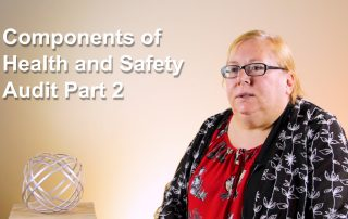 Purcell Enterprises talks about the components of a Health And Safety Audit (part 2)