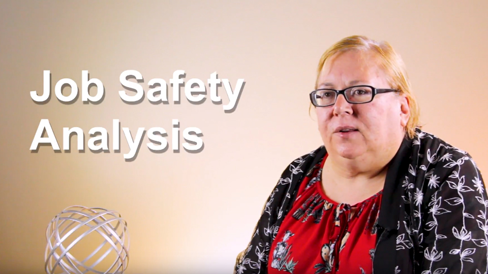 Job Safety Analysys