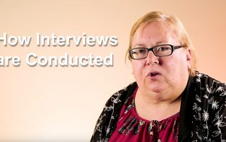 Interviews as part of a Safety Audit