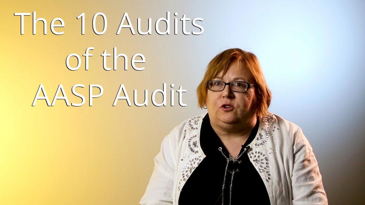 AASP Audit Elements
